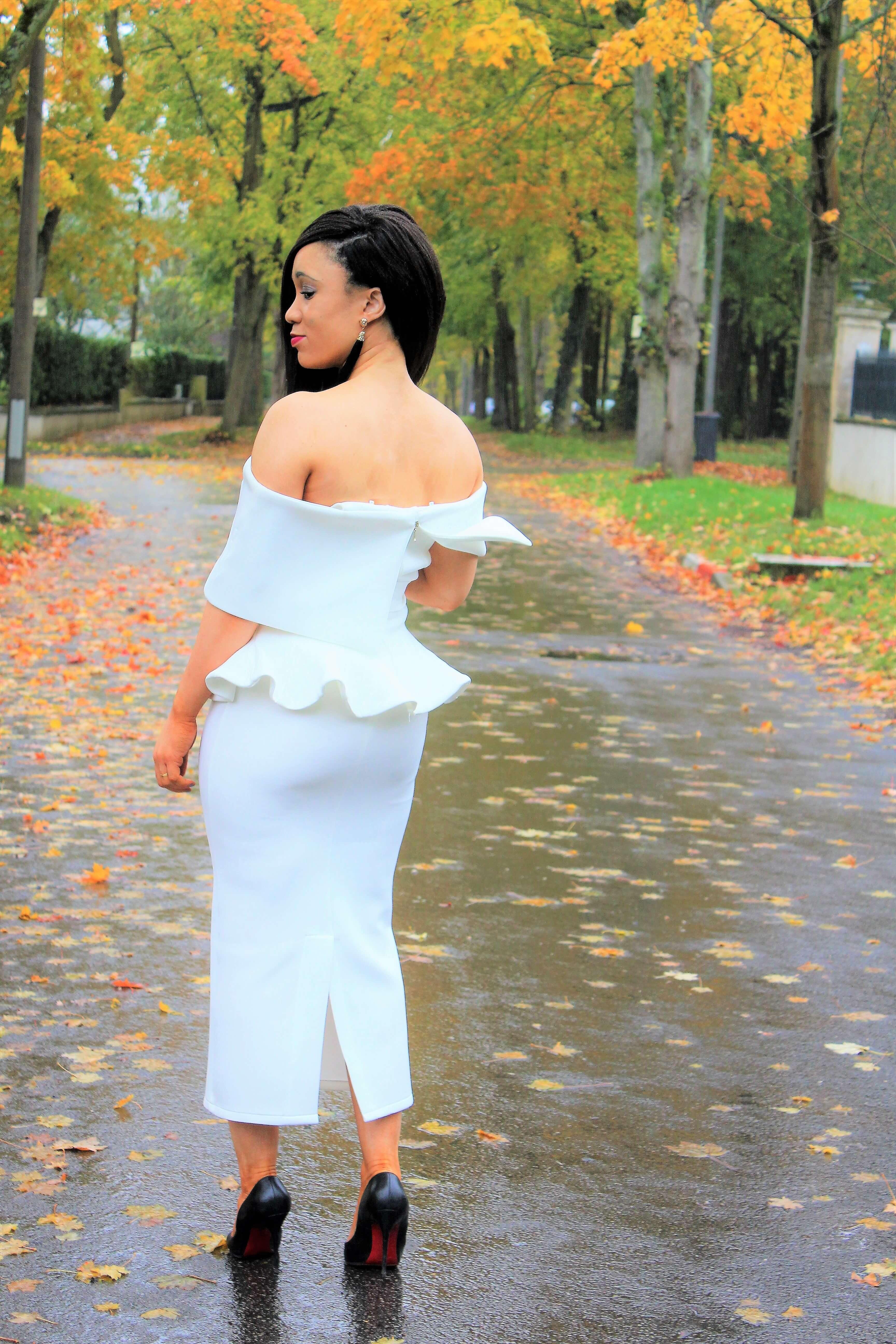 Anna Fashion Therapy-Ensemble blanc 2