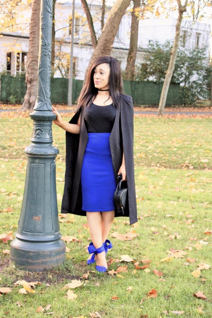 Anna Fashion Therapy Blazer cape 1
