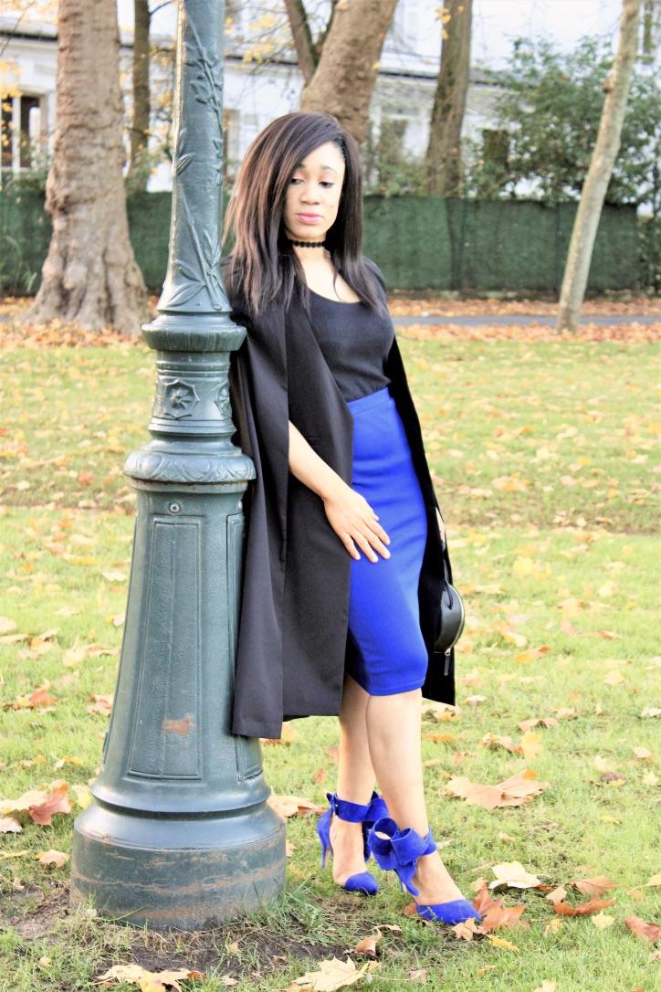 Anna Fashion Therapy Blazer cape 6