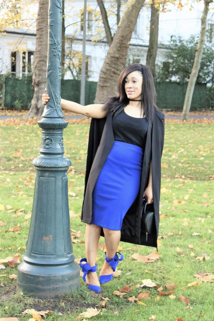 Anna Fashion Therapy Blazer cape 7