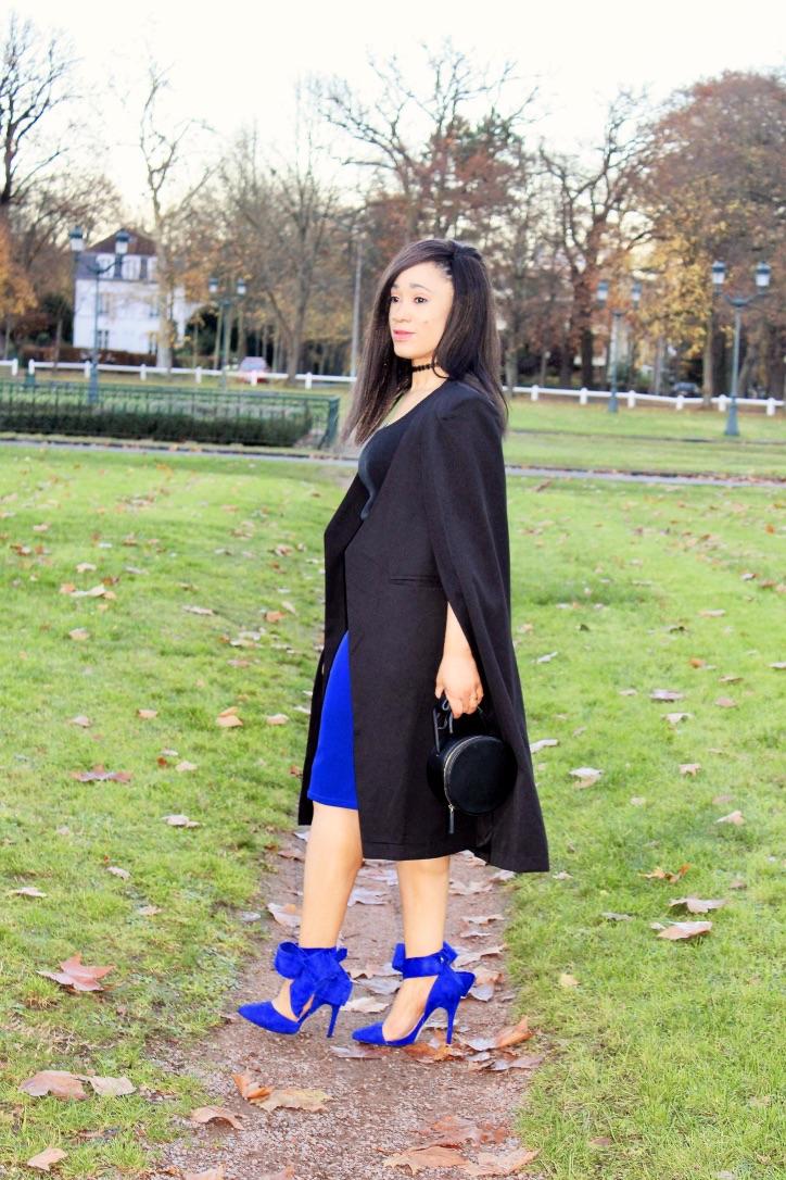 Anna Fashion Therapy Blazer cape