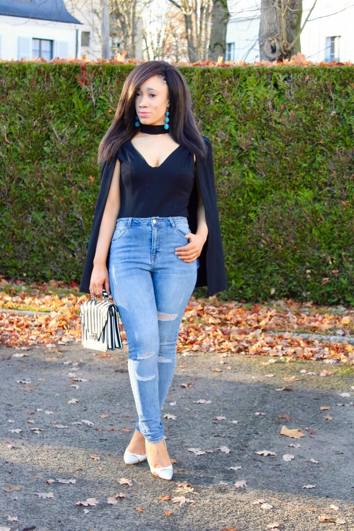 Anna Fashion Therapy Look casual et chic