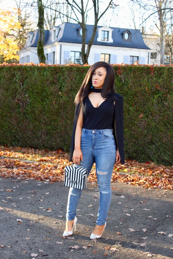 Anna Fashion Therapy un Look casual chic