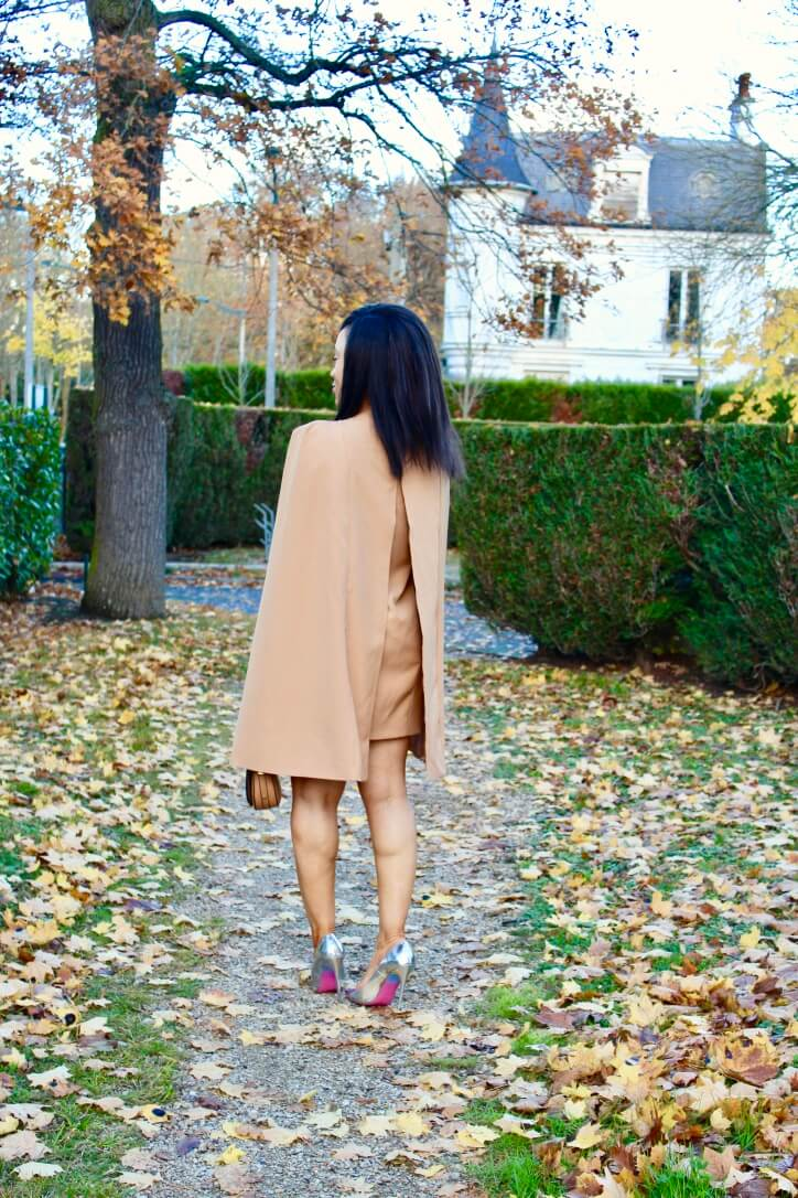 La Robe Cape AnnaFashion Therapy