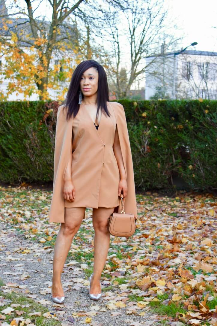 La Robe Cape Anna Fashion Therapy