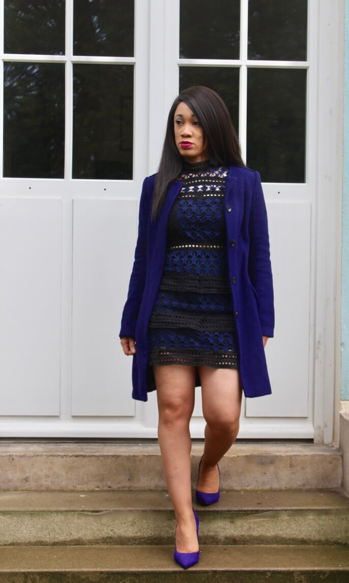 Inspiration tenue en ultra violet