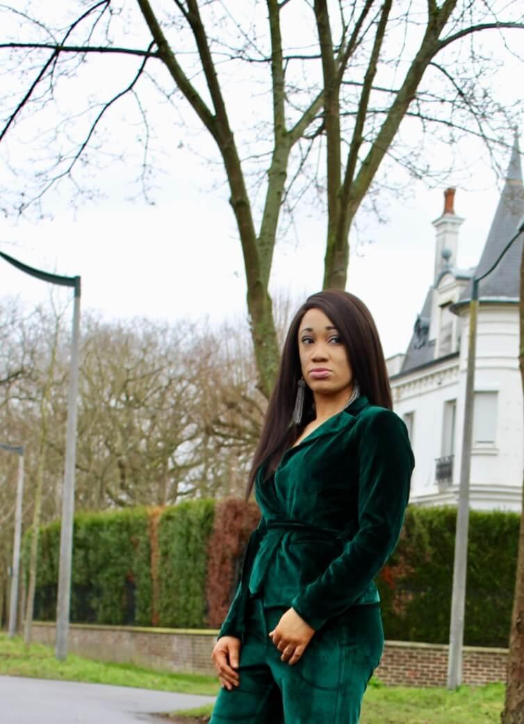 veste velours
