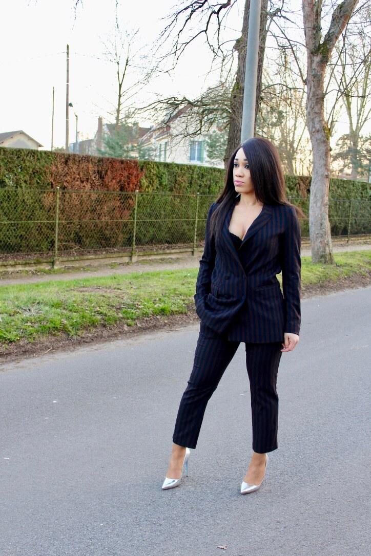 ensemble-veste-pentalon-rayures